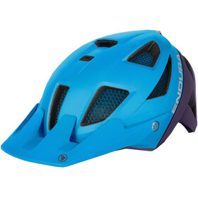 Endura MT500 Helmet electric blue